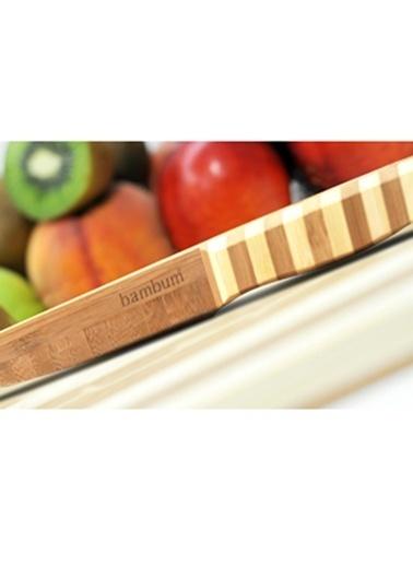 Düz Sebze Ve Meyve Bıçağı-Bambum